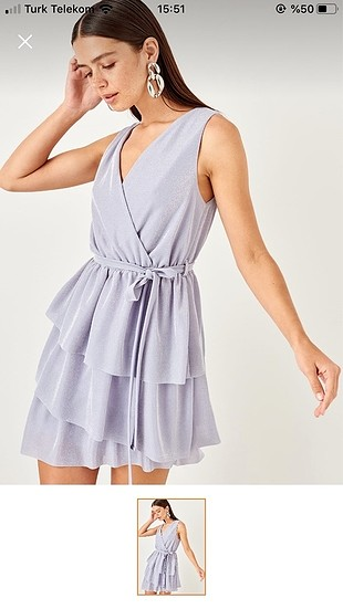 Trendyolmilla elbise