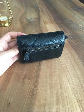 m Beden Siyah victoria secret cüzdan