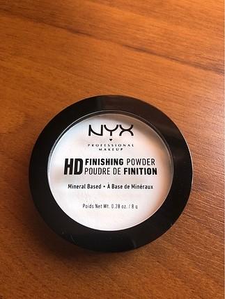 NYX HD Transparan Pudra