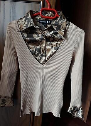 Bebe gömlek. Bluz