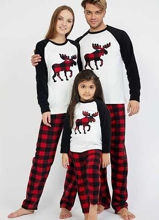 aile pijama takimi
