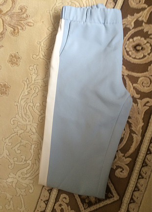 Mavi havuç pantolon