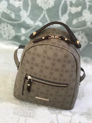 diğer Beden gri Renk Vakko çanta