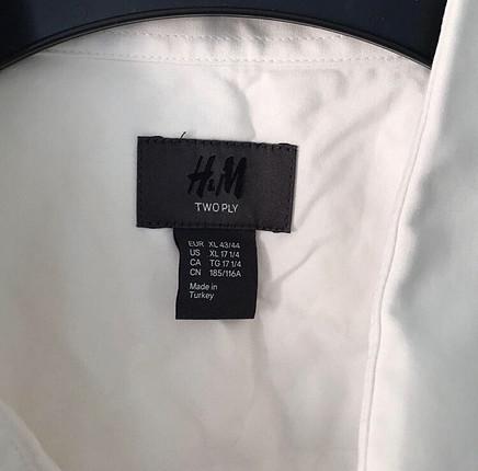 42 Beden beyaz Renk Erkek gömleği