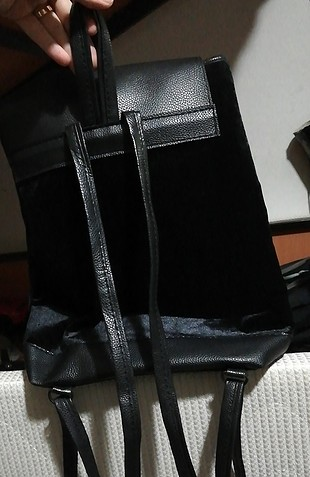 Zara srıt çantası