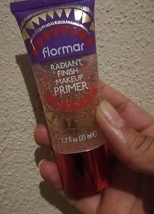 Flormar radıant fınısh makeup primer