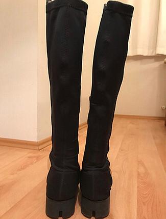 İpekyol Siyah Çizme 40 Numara