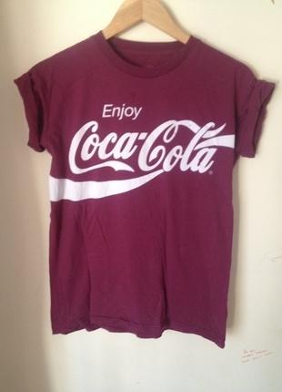Coca Cola Tişört