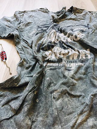 Eskitme tişört