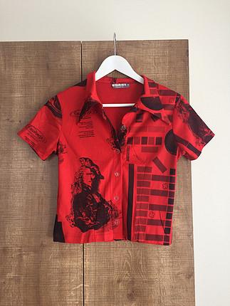 Mini gömlek