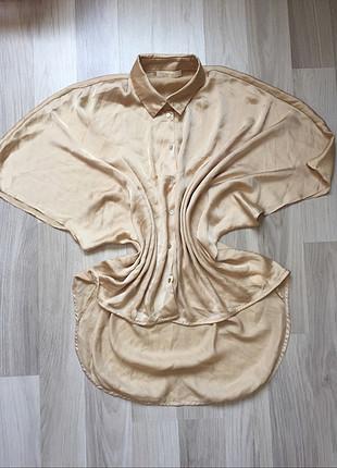 İpek gömlek