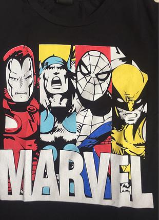 Marvel tişört