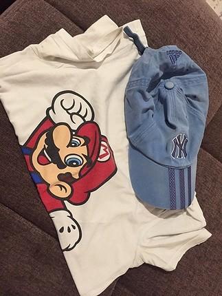 Mario tişört