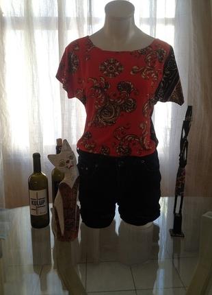 vintage göbek açık bluz