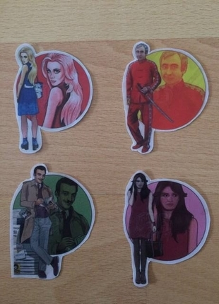 yeşilçam stickerları