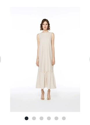 Tchibo pamuk elbise