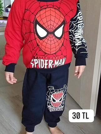 sifir 3.4 yas spider-man takim