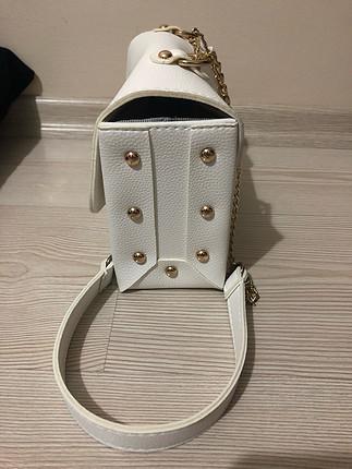 diğer Beden beyaz Renk Askılı çanta