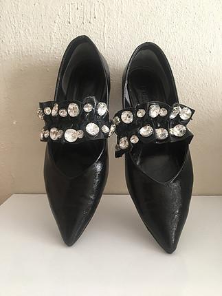 Babet tarz ayakkabı