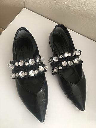 Zara Babet tarz ayakkabı