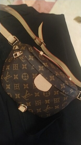 Lw a kalite bel çantası