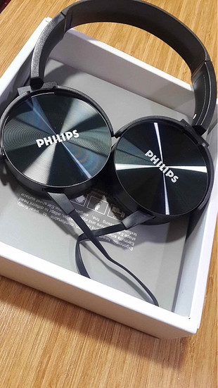 Mikrofonlu Philips Kablolu Kulaklık