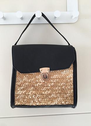 Beden siyah Renk İpekyol çanta
