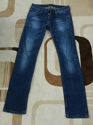 Erkek kot pantolon 31 beden deformesiz sayılı giyildi kilo aldığ