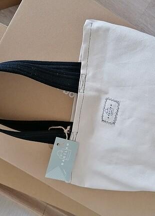 beige mini kol çantası