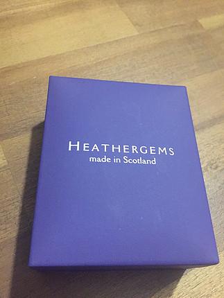 Beden Heather gems iskoc ve el yapimi mavi kupeler