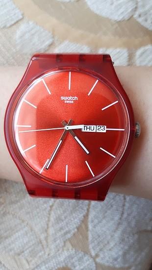 Swatch Kırmızı