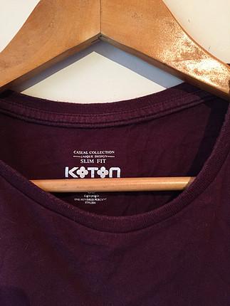 Basic koton tshirt
