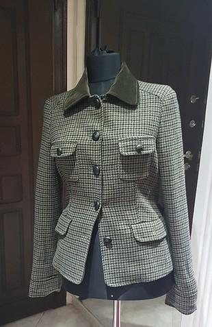 kışlık kumaş ceket