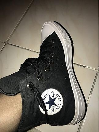 37,5 Converse chuck Taylor siyah