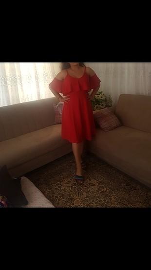 kisa elbise