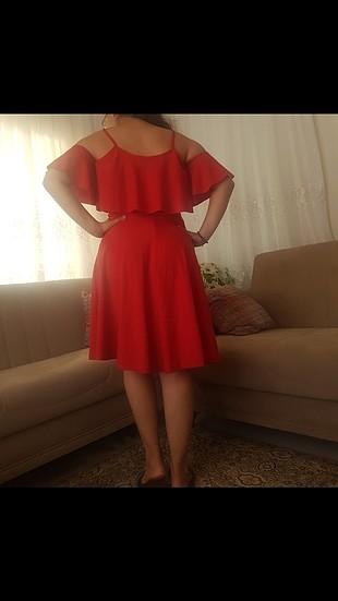 H&M kisa elbise