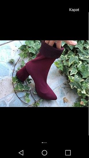 Çorap cizme
