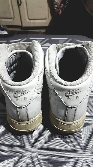 40 Beden Nike air force spor ayakkabı