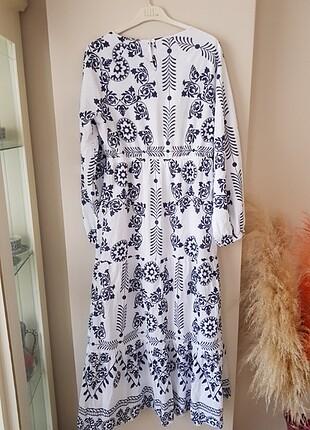 LC Waikiki Lcw yazlık uzun elbise