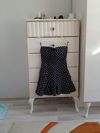 l Beden çeşitli Renk mini elbise