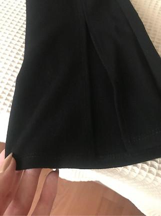 s Beden siyah Renk Zara pantolon