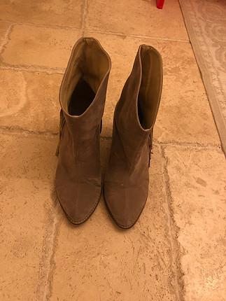 6 cm topuklu ayakkabı