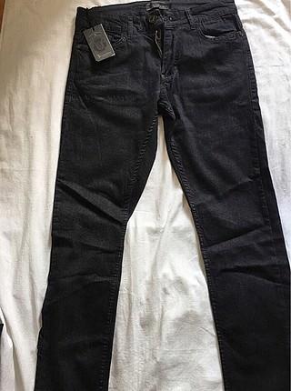 Siyah pantolon hiç giyilmedi