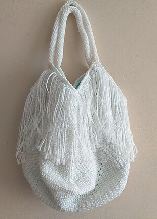 Lale çanta