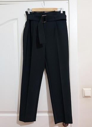 Random marka siyah pantolon