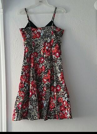 Diğer Çiçekli yazlık elbise