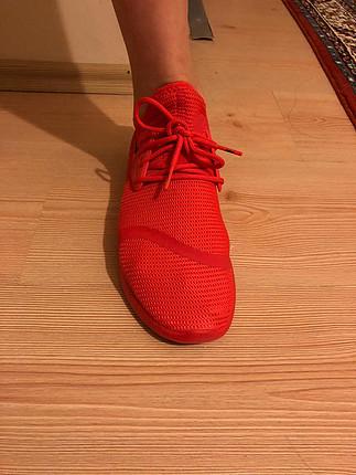 38 Beden Nike yeni spor ayakkabı kırmızı