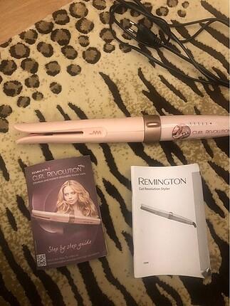 Remington otamatik dönen maşa