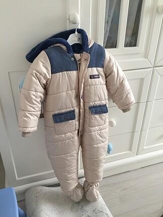 Kışlık astronot tulum