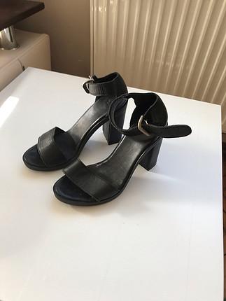 Elle Elle siyah ayakkabi